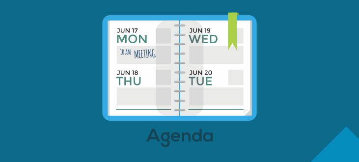 agenda FTTM ITB