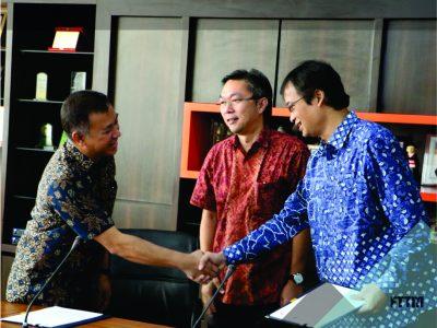 kerjasama FTTM ITB dengan APTEKINDO dan PT. SIKA